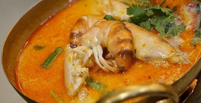Une recette facile de la célèbre soupe Thaï