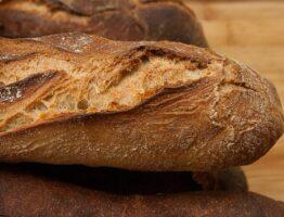 La pain grillé est il plus digeste que la baguette?